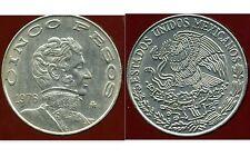 MEXIQUE 5 pesos 1976  ( bis )
