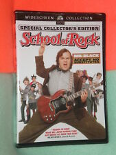 Pristine The School of Rock Widescreen Collector'S Ed.English French Drug Use