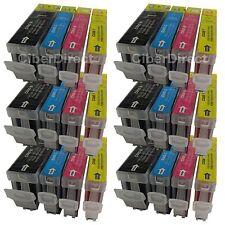 24 Cartucce Di Inchiostro CON CHIP PER CANON PIXMA MX700