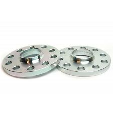 2 Pcs Wheel Spacers Adapters | 5X112 | 57.1 CB | 14X1.5 Studs | 12MM For VW Audi