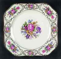 Rosenthal - Continental 2924 Square Luncheon Plate 7523282
