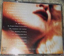 MADONNA BLOND TOUR CD LIVE BLONDE TOUR 1990 VOGUE CAUSING MATERIAL VIRGIN