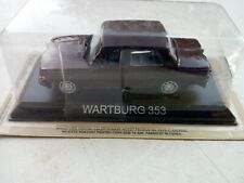 DIE CAST WARTBURG 353 1/43 DeAgostini 1:43 legendary cars