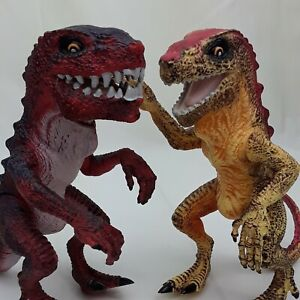 """Baby Godzilla Claw Slasher Razer Fang Hatchling 90's Trendmasters 1998 6"""" Toho"""