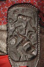 Old African Hardwood Carving …beautiful detail