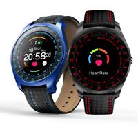 Smartwatch V10 Premium Bluetooth Uhr SIM Karte + SD Slot Kamera Wasserdicht iOS