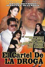 El Cartel De La Droga_Indie/Spanish_action movie DVD_NEW