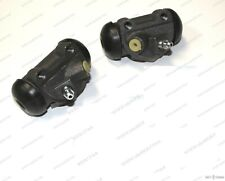 1956-1960 LINCOLN FRONT BRAKE WHEEL CYLINDERS NEW PAIR