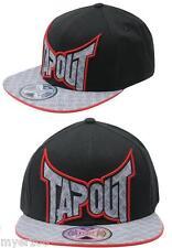 "Mens TapouT ""DON'T TREAD ON ME"" UFC MMA Hat Cap NEW Snap Cap OSFA baseball cap"