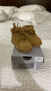 NIKE Air Force 1 Shoes Sneakers Toddler size 5C