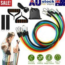 (Australian Stock) Resistance Bands Set - 11 Piece