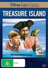 Treasure Island Disney DVD R4