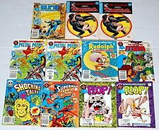 DC Blue Ribbon Digest Comic 11pc Lot Metal Men Plop Teen Titans UFO Invaders