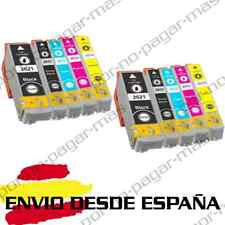 10 CARTUCHOS DE TINTA COMPATIBLE NON OEM PARA EPSON XP 600 | T2621 T2631/2/3/4