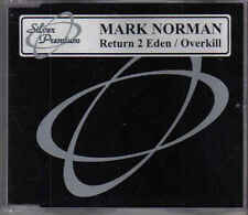 Mark Norman- Return to eden cd maxi single