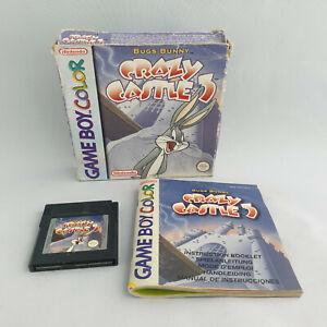 Nintendo Gameboy Color - Bugs Bunny Crazy Castle 3