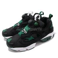 Reebok Insta Pump Fury OG MU Black Green White Men Running Shoes Sneakers DV8292