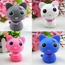 Interior Car Decoration Creative Cartoon Cat Accessory Auto Omament Gift Toy
