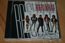BRIGHTON ROCK Young Wild And Free CD 1986 WEA HARD ROCK CINDERELLA pretty maids