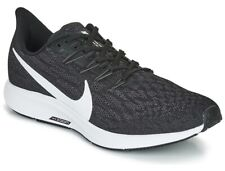Nike Air Zoom Pegasus 36 Trainers Running Sports Gym Shoes New UK 5 Black EU 38