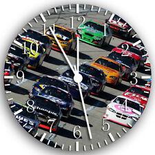 Nascar Frameless Borderless Wall Clock Nice For Gifts or Decor W127