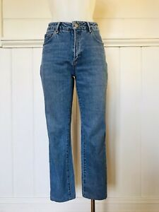 NEUW Denim LEXI STRAIGHT Jeans  ZERO RAMONES size 26 - SOLD OUT