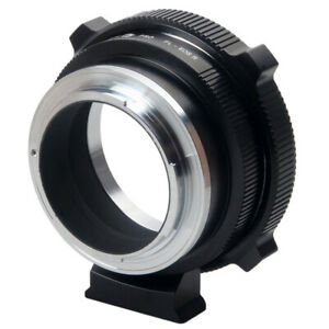 PL-EOS RF Adapter Ring For Arri PL Mount Lens To Canon EOS RF RP Camera Body