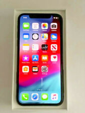 APPLE IPHONE X CELL SMART PHONE SPACE GRAY 64GB UNLOCKED
