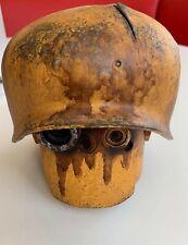 3A THREEA 1/6 Mortis SEVERED Robot Head Bot Ashley Wood MORTIS Orange Wwr Popbot