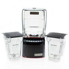 Blendtec Commercial Stealth 885 Blender + 2 FourSide Jars