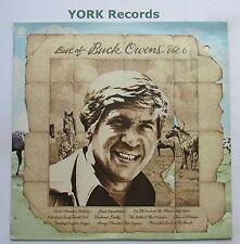 BUCK OWENS - Best Of Buck Owens Vol 6 - Excellent Con LP Record Capitol ST-11471