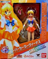 Sailor Moon Super Sailor Venus - Bandai SH Figuarts 16cm - Nuova