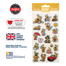 Boofle Stickers Small 9001