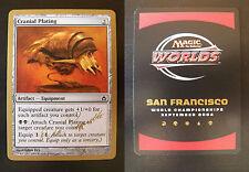 Cranial Plating - World Champ Deck - San Francisco 2004 (Gold Border)
