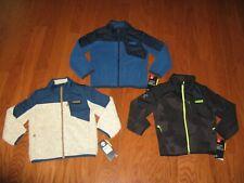 Under Armour Boys Jacket Fleece Storm Full Zip Size 4/5/6/7  $75