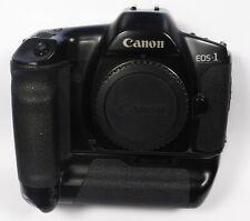 Canon EOS 1 HS 35mm Pellicola SLR Camera Corpo Inc PB-E1 MOTOR DRIVE