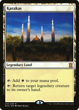 Magic: The Gathering - MTG - FOIL - Karakas - Eternal Masters - NM - Mythic