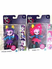 My Little Pony Equestria Girls Bambole Mini-Pinkie Twilight Sparkle Pie, - Set di 2