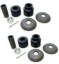 Pair Set 2 Front Forward Mevotech Suspension Strut Rod Bushings For Ford Lincoln