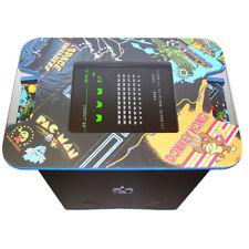Arcade Machine 400+ Retro Arcade Games Cocktail Table Cabinet. 2 Player