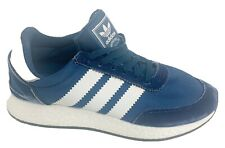 Adidas I-5923 Navy Blue And White Women's Sneakers US 8 VGC Sent Tracked