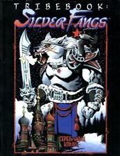 TRIBEBOOK: SILVER FANGS  (2003 Revised Edition ~ Werewolf The Apocalypse)