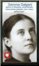 Gemma Galgani 2nd Class Relic Patron of Students Pharmacists TB Patients Love
