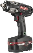 Craftsman Heavy Duty 19.2V Impact Wrench Kit 4Ah Up to 300 ft-lbs Torque Pro
