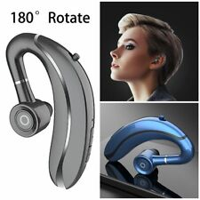 Wireless Bluetooth Headset Stereo Sport Handsfree Earphone Headphone With Mic