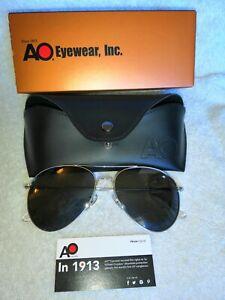 AMERICAN OPTICAL sunglasses Model: AO General, Size:58-14-145mm