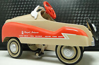 Pedal Race Car 1940 Ford Rare Vintage Metal Collector READ FULL DESCRIPTION PAGE