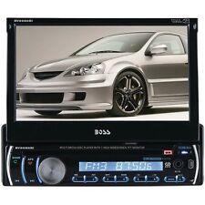 "Boss BV9986BI Car DVD Player - 7"" Touchscreen LCD Display - 1440 x 234 - 340 W"