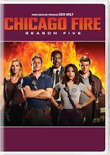 Chicago Fire Season 5 DVD (2017)