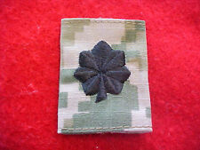US Navy Type III Type 3 Green Digital  O-5 rank tab for blouse & parka